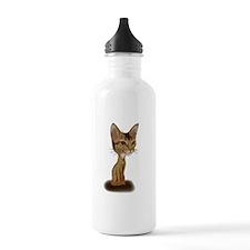 Cartoon Aby Water Bottle