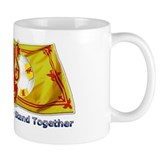 Stand Together Tartan Army Mug