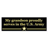 Army Bumper Stickers