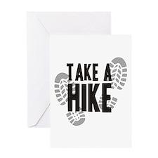 Take a Hike Greeting Card