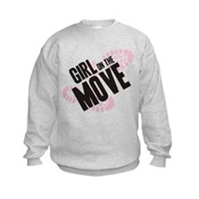 Girl on the Move Sweatshirt