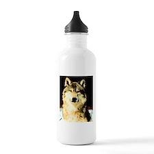 Like A Wolf Water Bottle