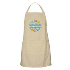 Square Dancing Smiles Apron