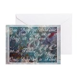12 Step Day at a Time Serenity Cards