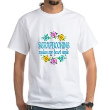 Scrapbooking Smiles Shirt
