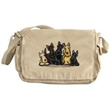 Scottie Lover Messenger Bag