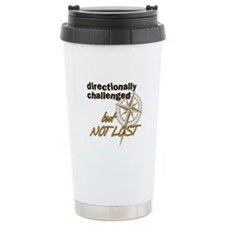 Directionally Challenged Travel Mug