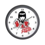 Best Friends Forever Wall Clock