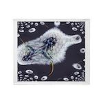 Crazy Dandelion Picnic Blanket