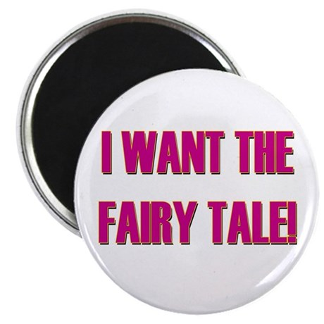 Fairy Tale - Pretty Woman Magnet