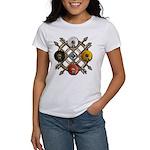 Native Medicine Wheel Mandala Women's T-Shirt
