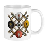 Native Medicine Wheel Mandala Mug