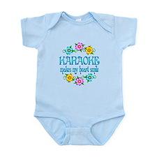 Karaoke Smiles Infant Bodysuit