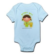 Geiger Girl Infant Bodysuit