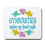 Gymnastics Smiles Mousepad