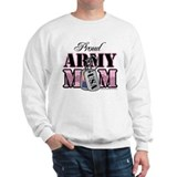 Proud Army Mom Sweatshirt
