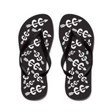 Cross Country Runner Flip Flops