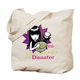 Recipe For Disaster Tote Bag
