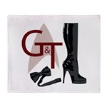 G&T Logo Throw Blanket