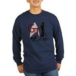 G&T Logo Long Sleeve Dark T-Shirt