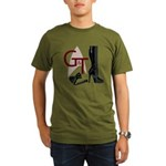 G&T Logo Organic Men's T-Shirt (dark)