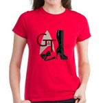 G&T Logo Women's Dark T-Shirt