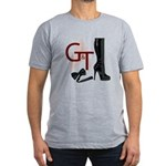 G&T Logo Men's Fitted T-Shirt (dark)