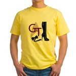 G&T Logo Yellow T-Shirt