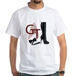 G&T Logo White T-Shirt