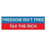 Unique  taxes Bumper Sticker