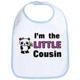 I'm the Little Cousin Bib
