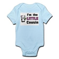I'm the Little Cousin Infant Bodysuit