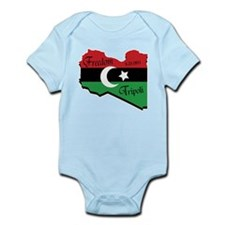 Tripoli Freedom 8-23-11 Liber Infant Bodysuit