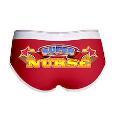 Super Nurse Women's Boy Brief