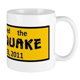 Earthquake 8/23/11 Mug