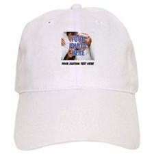 Custom Photo and Text Baseball Cap