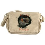 Musky hunter,3 Messenger Bag