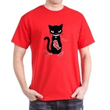 Yummy - Red T-Shirt