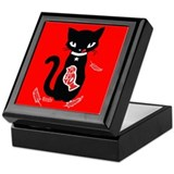 Yummy - Red Keepsake Box