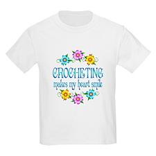 Crocheting Smiles T-Shirt