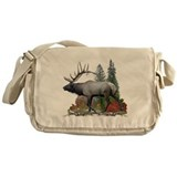 Bull Elk Messenger Bag