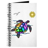 Sea Turtle #1 Journal