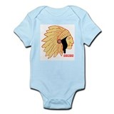 Native Pride Infant Creeper