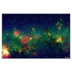 Milky Way 7 Poster