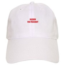 Maddow for President Baseball Cap