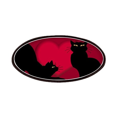 Cat Lover Patches Black Cat Lover Patch
