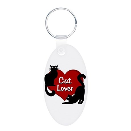 Cat Lover Keychain Cat Lover Gifts