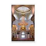 Sheikh Zayed Grand Mosque Men 38.5 x 24.5 Wall Pee