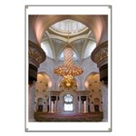 Sheikh Zayed Grand Mosque Men Banner