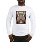 Sheikh Zayed Grand Mosque Men Long Sleeve T-Shirt